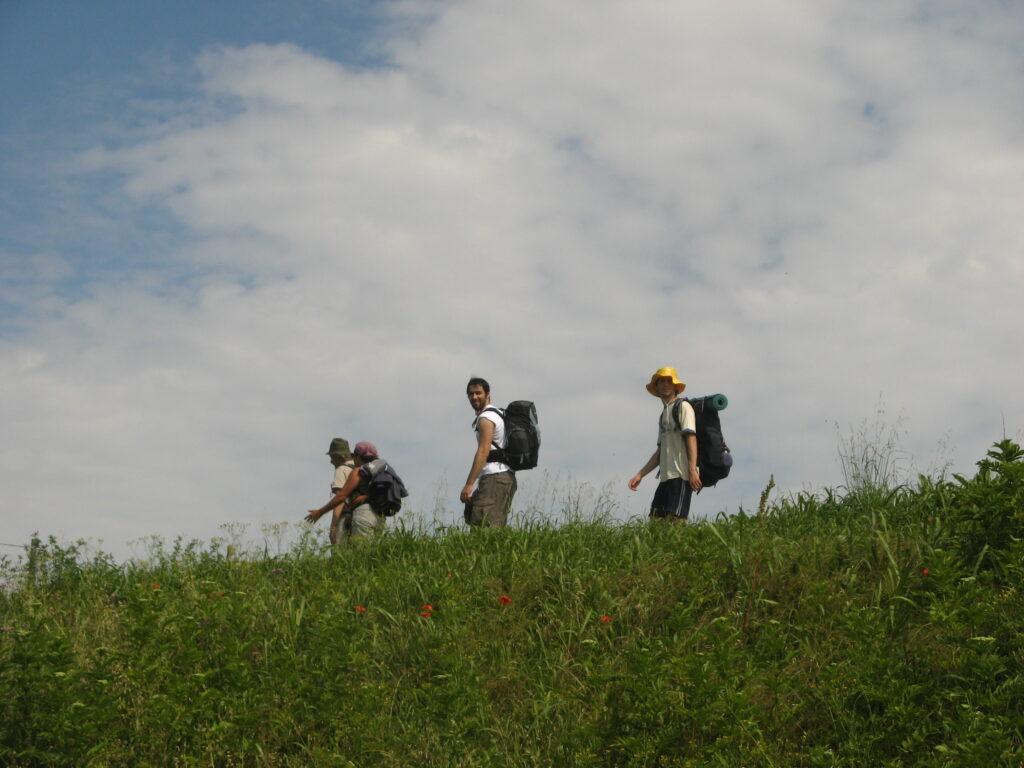 turismo dei cammini